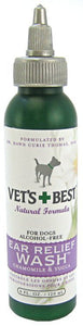 Vets Best Ear Relief Wash for Dogs 4 oz - All Pets Store