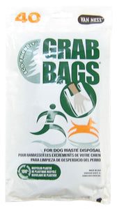 Van Ness Grab Bags Waste Pick up Bags 40 Bags - All Pets Store
