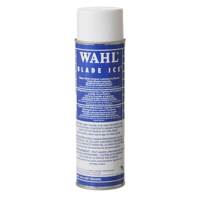 Wahl Blade Ice Clipper Blade Coolant - Lubricant & Cleaner 14 oz