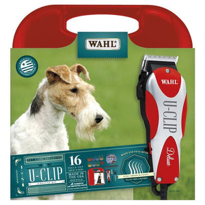 Wahl Delux-U-Clip Home Grooming Clipper Kit with DVD Delux-U-Clip Kit - All Pets Store