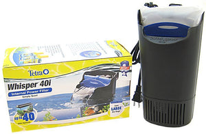 Tetra Whisper Internal Power Filter 40i (40 Gallons) - All Pets Store