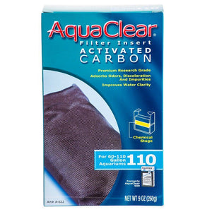 Aquaclear Activated Carbon Filter Inserts For Aquaclear 110 Power Filter - All Pets Store