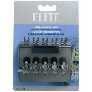 Elite Control Valve 5 Way Control Valve - All Pets Store
