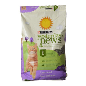 Purina Yesterday's News Soft Texture Cat Litter - Unscented 13 lbs - All Pets Store
