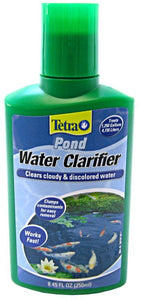 Tetra Pond Water Clarifier 8.4 oz (Treats 1,250 Gallons) - All Pets Store
