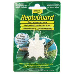 Tetrafauna ReptoGuard Turtle Health Conditioner 1 Pack - All Pets Store