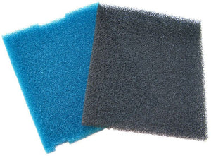 "Tetra Pond Flat Box Filter Replacement Foam 2 Pack - (11.5""L x 9""W Each) - All Pets Store"