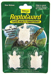 Tetrafauna ReptoGuard Turtle Health Conditioner 3 Pack - All Pets Store