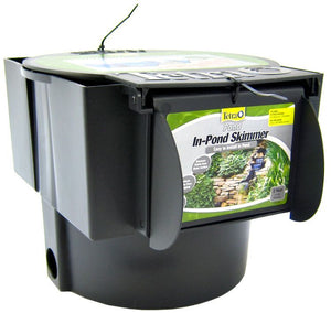 Tetra Pond In-Pond Skimmer Ponds up to 1,000 Gallons with Pump 550 (1,900 GPH) - All Pets Store