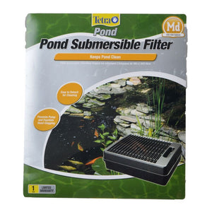 Tetra Pond Submersible Filter Medium - (Ponds 250-500 Gallons) - All Pets Store