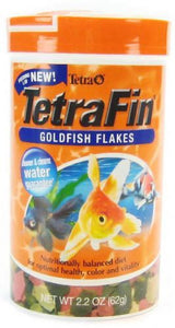 Tetra TetraFin Goldfish Flakes 2.2 oz - All Pets Store