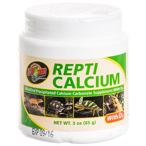 Zoo Med Repti Calcium With D3 3 oz - All Pets Store