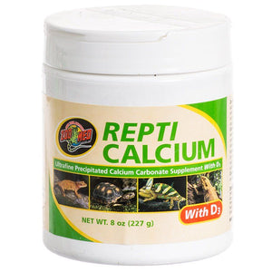 Zoo Med Repti Calcium With D3 8 oz - All Pets Store