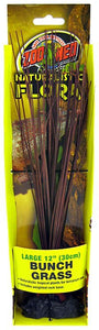 "Zoo Med Naturalistic Flora Bunch Grass Aquarium Plant Large (12"" Tall) - All Pets Store"