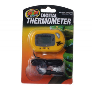 Zoo Med Digital Terrarium Thermometer Digital Terrarium Thermometer - All Pets Store