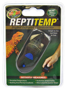 Zoo Med ReptiTemp - Digital Infrared Thermometer Digital Infrared Thermometer - All Pets Store