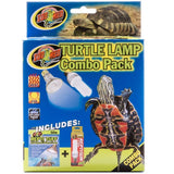 Zoo Med Turtle Lamp Combo Pack Lighting Combo Pack - All Pets Store