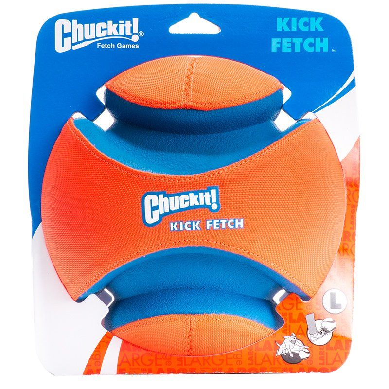 Chuckit! Kick Fetch Ball Large - All Pets Store