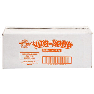Zoo Med All Natural Vita-Sand - Orange 3 x 10 lb Bags (30 lbs Total) - All Pets Store
