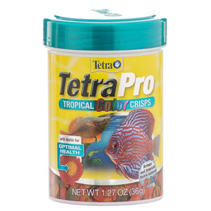 Tetra Pro Color Crisps 185 ml - All Pets Store