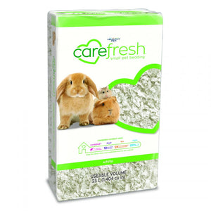 Carefresh White Small Pet Bedding 23 Liters - All Pets Store