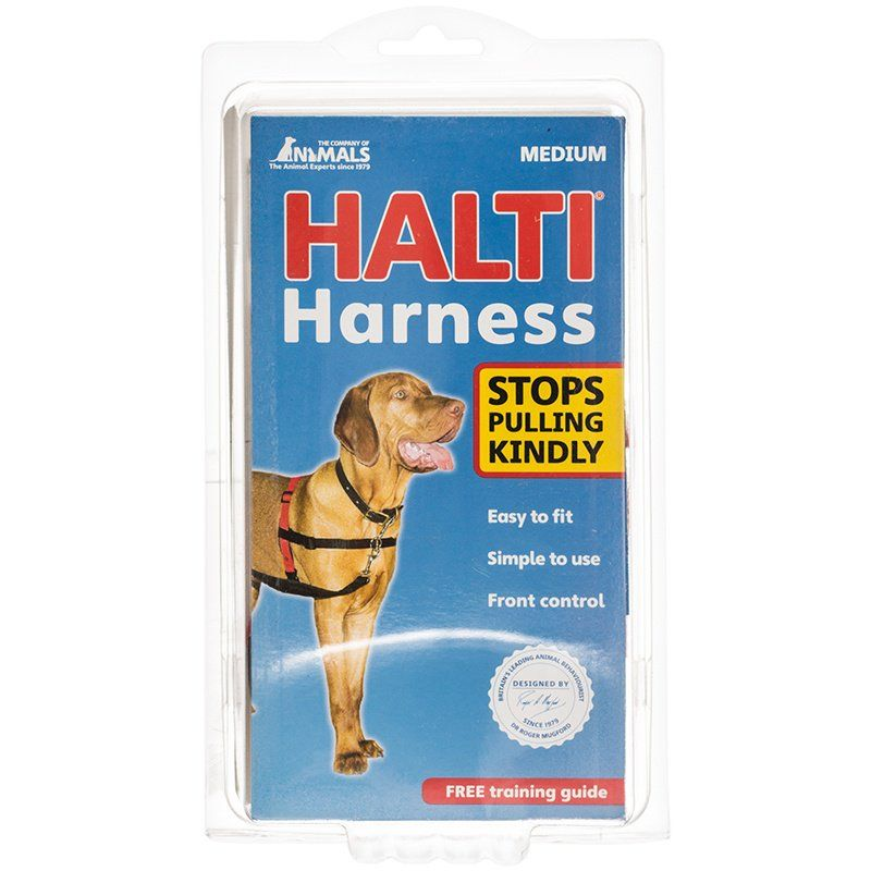 Halti Harness for Dogs Medium - 3/4