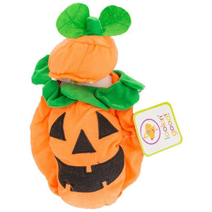 "Lookin' Good Pumpkin Dog Costume Small - (Fits 10""-14"" Neck to Tail) - All Pets Store"