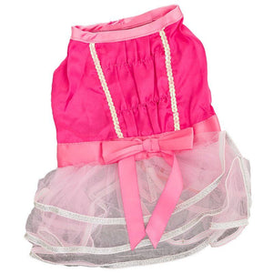 "Lookin' Good Ballerina Dog Costume X-Small - (Fits 8""-10"" Neck to Tail) - All Pets Store"