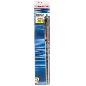 "Marineland Precision Submersible Aquarium Heater 400 Watt - 18"" Long - (Aquariums up to 125 Gallons) - All Pets Store"