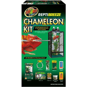 Zoo Med ReptiBreeze Chameleon Kit ReptiBreeze Chameleon Kit - All Pets Store