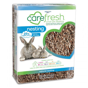 Carefresh Nesting Natural Small Pet Bedding 60 Liters - All Pets Store