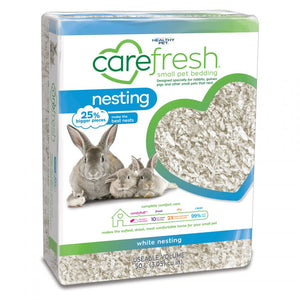 Carefresh Nesting White Small Pet Bedding 50 Liters - All Pets Store