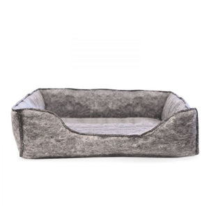 "K&H Amazin' Kitty Lounge Sleeper - Gray 13"" Long x 17"" Wide - All Pets Store"