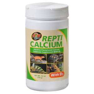 Zoo Med Repti Calcium With D3 12 oz - All Pets Store