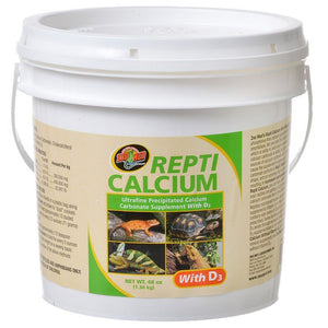 Zoo Med Repti Calcium With D3 48 oz - All Pets Store
