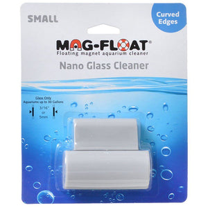 Mag Float Floating Magnetic Aquarium Cleaner - Glass Nano (Curved - 30 Gallons) - All Pets Store