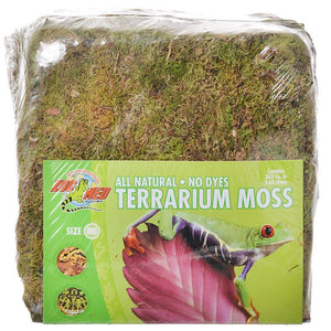 Zoo Med All Natural Terrarium Moss Mini Bale - All Pets Store