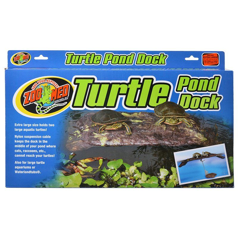 Zoo Med Floating Turtle Dock X-Large - 60 Gallon Tanks - (24