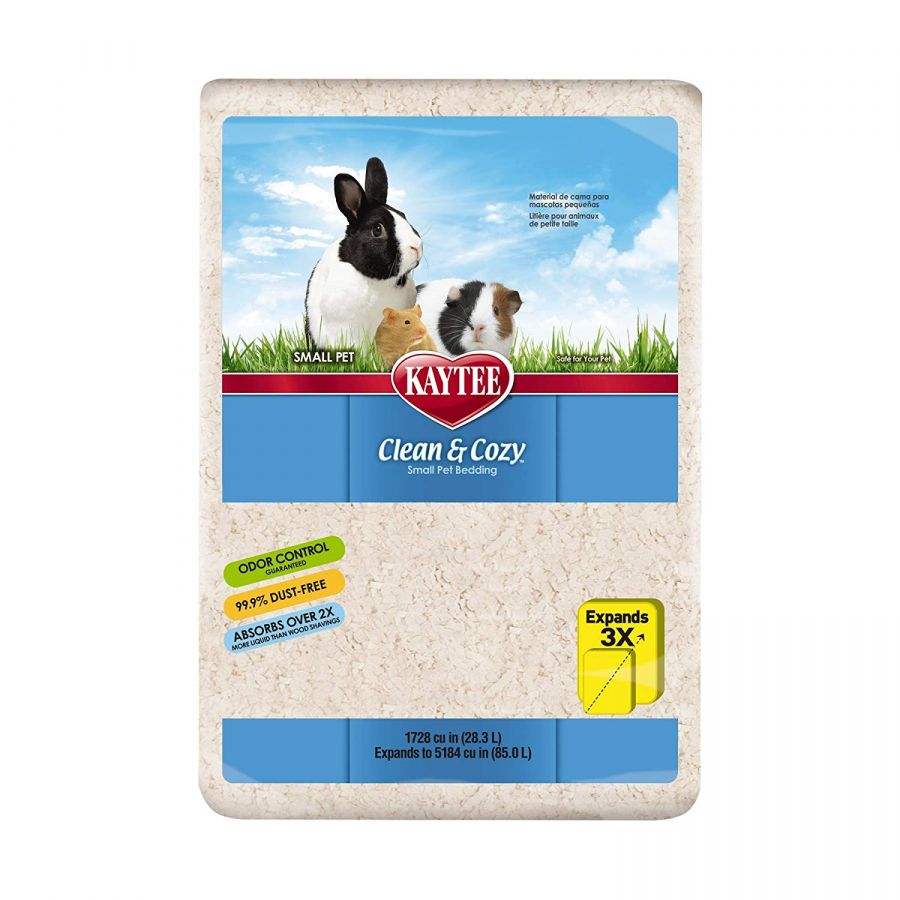 Kaytee Clean & Cozy Small Pet Bedding 1,728 Cubic Inches - All Pets Store