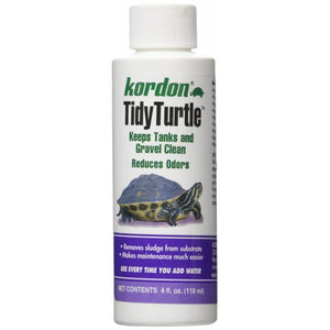 Kordon Tidy Turtle Tank Cleaner 4 oz - All Pets Store