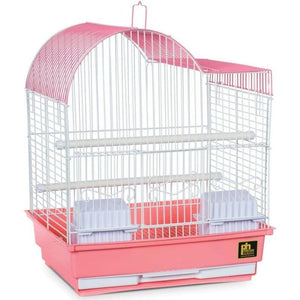 "Prevue Assorted Parakeet Cages Small - 6 Pack - 13.5""L x 11""W x 16""H - (Assorted Colors) - All Pets Store"