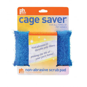 Prevue Cage Saver Non-Abrasive Scrub Pad 1 Pack - (Assorted Colors) - All Pets Store