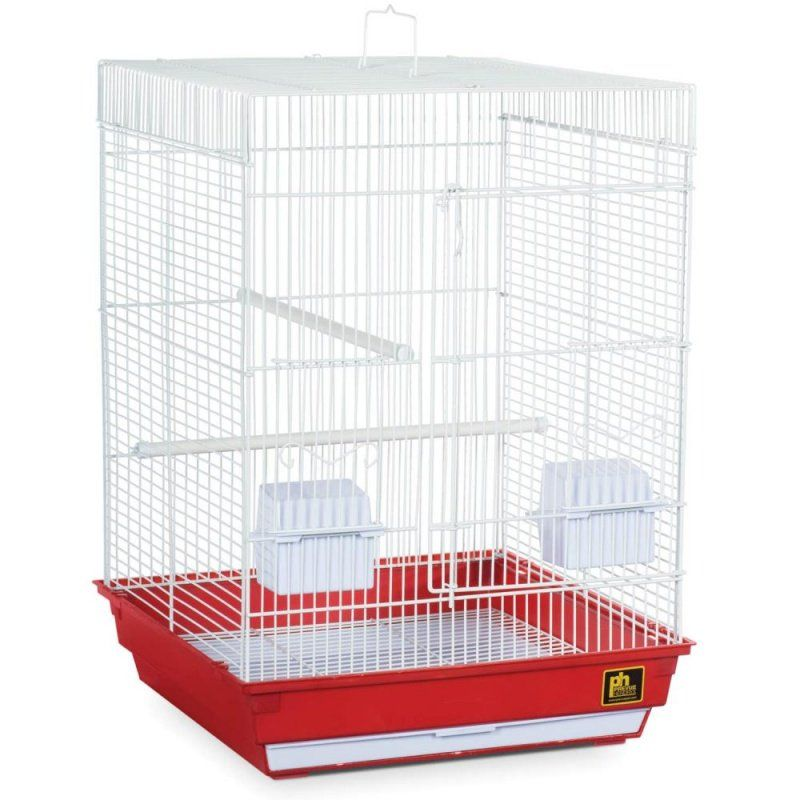 Prevue Cockatiel Cage Small - 1 Pack - (16