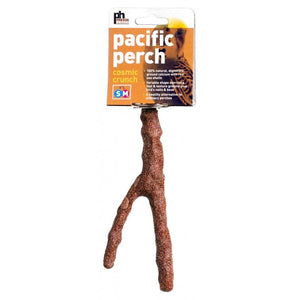 "Prevue Cosmic Crunch Perch Small - 6"" Long - (Small-Medium Birds) - All Pets Store"