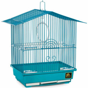 "Prevue Parakeet Cage Medium - 8 Pack - 12""L x 9""W x 16""H - (Assorted Colors & Styles) - All Pets Store"