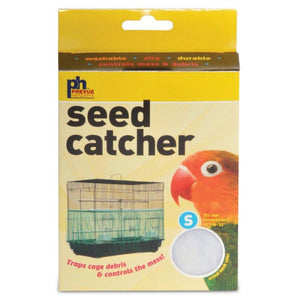 "Prevue Seed Catcher Small - (26""-52"" Circumference) - All Pets Store"