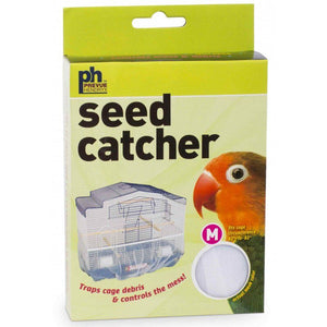 "Prevue Seed Catcher Medium - (42""-82""Circumference) - All Pets Store"