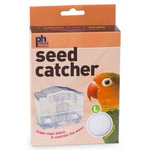 "Prevue Seed Catcher Large - (52""-100""Circumference) - All Pets Store"