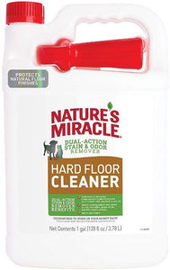 Nature's Miracle Hard Floor Cleaner 1 Gallon - All Pets Store