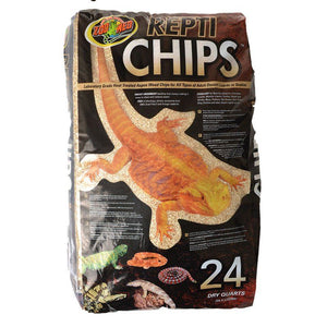Zoo Med Repti Chips 24 Dry Quarts - All Pets Store